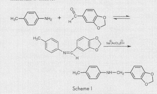 Easy P2P reductive amination with NaBH(OAc)3 , Hive Novel